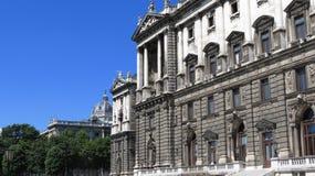 Palazzo Vienna di Shoenbrunn Immagine Stock