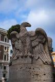 Palazzo Viminale штабы итальянского министерства интерьера в Риме Стоковое Фото