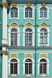 Palazzo Windows Immagine Stock Libera da Diritti