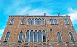Palazzo Zaguri Stock Photo