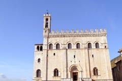 Palazzodei Consoli Royalty-vrije Stock Afbeeldingen