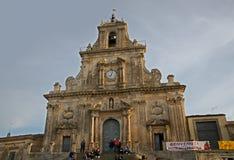 Palazzolo Acreide, Sicilia, Italia foto de archivo