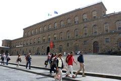 Palazzopitti, Florence, Italië Royalty-vrije Stock Foto