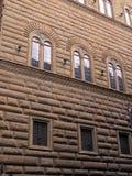 Palazzopitti van Florence stock foto