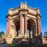 Palácio das belas artes em San Francisco Fotografia de Stock