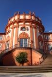 Palácio de Biebrich em Wiesbaden Imagens de Stock