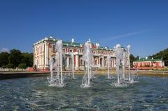 Palácio de Kadriorg Imagem de Stock
