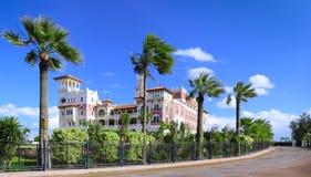 Palácio de Montaza Imagens de Stock Royalty Free
