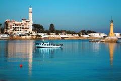 Palácio de Montaza em Alexandria, Egipto. Imagens de Stock