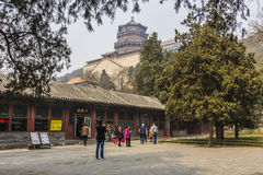 Palácio de verão, Beijing, China Imagem de Stock