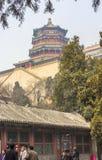 Palácio de verão, Beijing, China Imagens de Stock