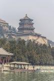 Palácio de verão, Beijing, China Foto de Stock