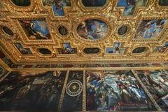 Palácio do doge Imagem de Stock Royalty Free