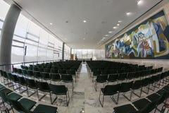 Palácio do Planalto - Brasília - DF - Brazil Stock Photos