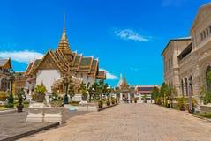 Palácio grande, Banguecoque Fotografia de Stock