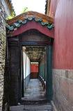 Palácio imperial de Shenyang, China Fotos de Stock Royalty Free