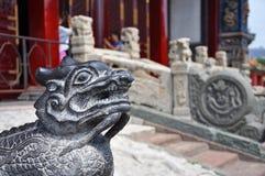 Palácio imperial de Shenyang, China Imagem de Stock