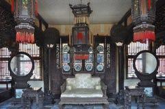 Palácio imperial de Shenyang, China Imagens de Stock