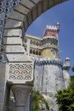 Palácio Nacional da Pena Royalty Free Stock Photo