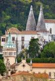 Palácio Nacional de Sintra / Royal Palace / Portugal / vertical Royalty Free Stock Photos