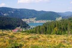 Palcmanska Masa jezioro w Słowackim raju Zdjęcia Stock