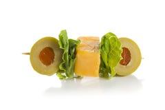 Palcowy jedzenie Obrazy Stock