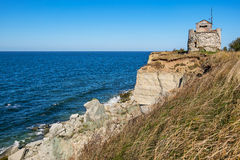 Paldiski cliffs. Estonia Royalty Free Stock Photo