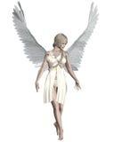 Pale Angel Stock Photo