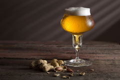 Pale beer Royalty Free Stock Images