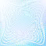 Pale blue abstract half tone background Stock Images
