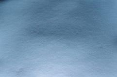 Pale Blue Color Paper Texture reale Fotografia Stock