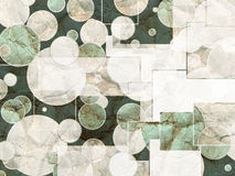Pale blue grey abstract geometry background Stock Image