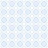 Pale Blue Kaleidoscope Background