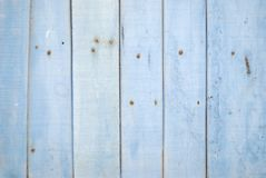 Pastel pale blue plank background. Pale blue pastel colored wood background stock photography