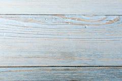 Pale blue wood background. Beautiful vintage pale blue wood background. Light old painted wooden table surface. Rustic light blue pastel desk board or plank stock image