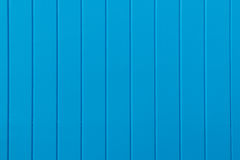 Pale blue wooden planks background Royalty Free Stock Image