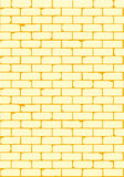 Pale Brick Wall Photos libres de droits