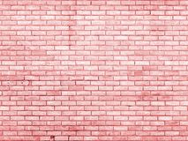 Pale brick wall with repeating pattern. Pale brick wall with with repeating seamless pattern Stock Photos