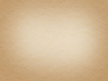 Pale Brown Paper. A very simply light brown paper texture with copy space Royalty Free Stock Photography