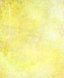 Pale cloudy watercolor wash background Royalty Free Stock Photos