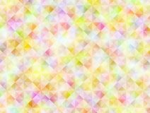 Pale color background. Background of pale color.Triangle effect pattern Stock Photo