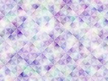 Pale color background. Background of pale color.Triangle effect pattern Stock Photography
