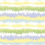 Pale color sound wave Stock Photos