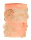 Pale color watercolor. Delicate pale color watercolor background Stock Image