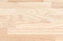 Pale color wood texture background. Closeup of hardwood board. Horizontal grain royalty free stock image