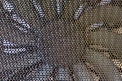 Pale del ventilatore Fotografia Stock Libera da Diritti