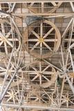 Pale del ventilatore fotografie stock libere da diritti