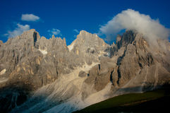 Pale di San Martino 2 Royalty Free Stock Photos