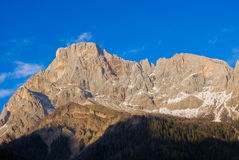 Pale di San Martino Stock Photo