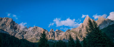 Pale di San Martino, Dolomiti Royalty Free Stock Photo